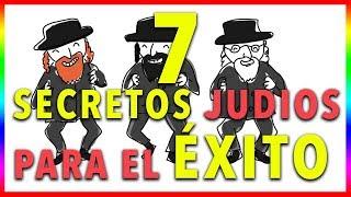 7 SECRETOS de los JUDIOS para conseguir el ÉXITO PROFESIONAL Y PERSONAL