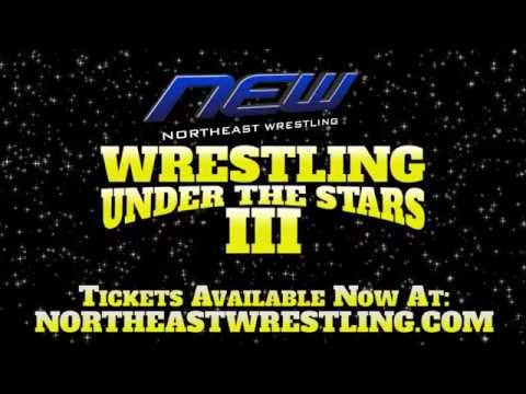 Kevin Steen fires back at the King! Northeast Wrestling's WRESTLING UNDER THE STARS 3 8/2/14