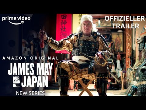 Sushi und Sumo mit James May | James May: Our Man in Japan | Offizieller Trailer | Prime Video DE