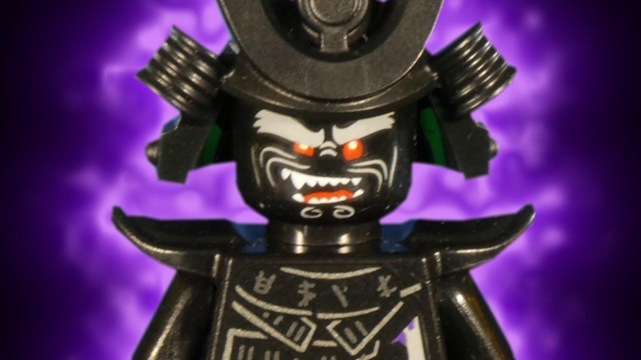 LEGO NINJAGO SONS OF GARMADON - PART 5 - TRAILER - FURY OF ...