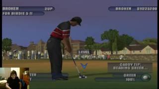 Tiger Woods PGA Tour 2003: Tiger Challenge Part 7