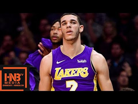 Los Angeles Lakers vs Denver Nuggets Full Game Highlights / Week 7 / Dec 2