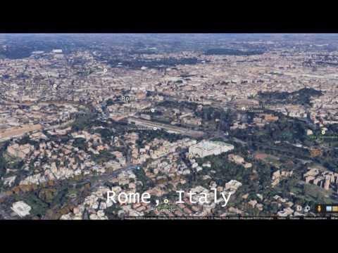 Top Ten Largest Cities in Europe