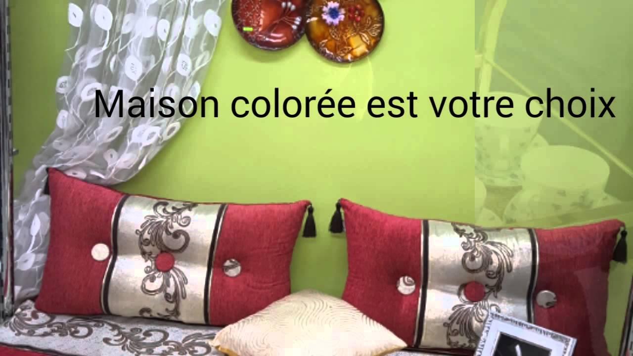 Boutique maison colorée tiaret deco salon khaliji
