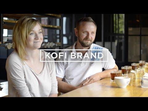 Interview with Kofi Brand (Warsaw, Poland)