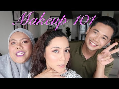 MAKEUP Tutorial & Tips with Motif Viral Gang feat. Haze and Syapa thumbnail