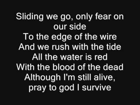 Iron Maiden - The Longest Day Lyrics