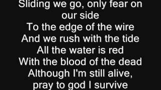 Iron Maiden - The Longest Day Lyrics