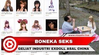 <b>Boneka</b> Seks Asal China Exdoll Bisa Bermain Musik Hingga ...