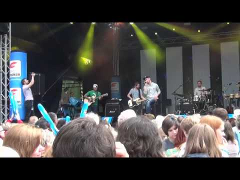 Roman Lob - Call out the sun - live