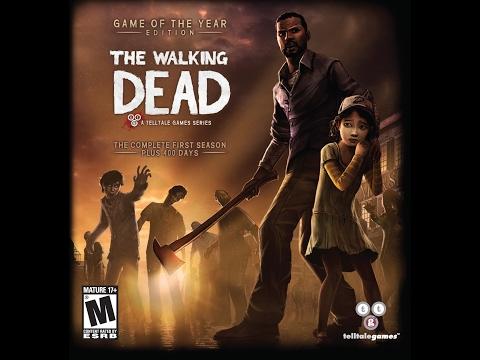 The Walking Dead: The Game Walkthrough Episode 1
