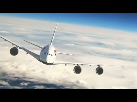 Discover the British Airways Airbus A380