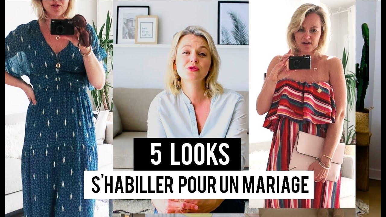 Comment s 39 habiller pour un mariage 5 id es de looks youtube - Comment s habiller pour un mariage en hiver ...