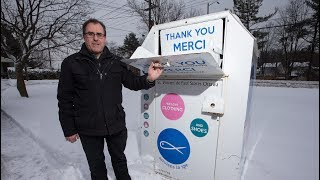 Donation bin deaths raise questions about safety
