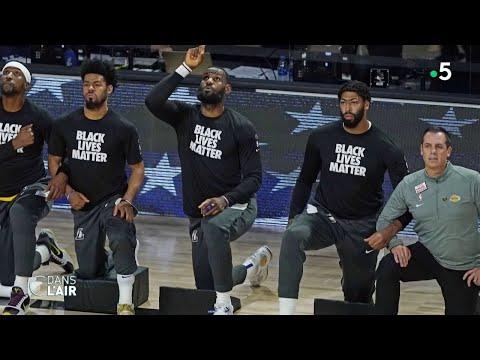 Violences, racisme : la fronde inédite du monde sportif américain - Reportage #cdanslair 04.09.2020