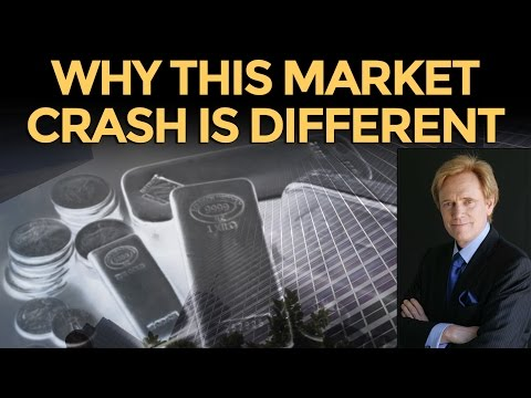 Why This Stock Market Crash Is Different – Mike Maloney