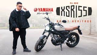 Yamaha XSR 155 giá hơn 80 triệu: Cân cả MT-15 và CB150R?