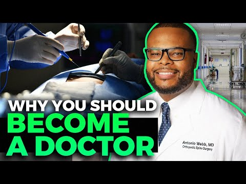 Why I became a doctor and why YOU should also!