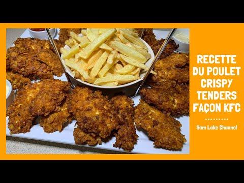 recette-du-poulet-crispy-tenders-faÇon-kfc-|-comment-faire-du-poulet-crispy-tenders-faÇon-kfc