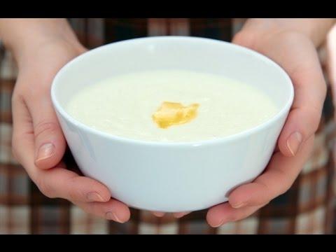 Как приготовить вкусную манную кашу без комочков. Каша манная на молоке.