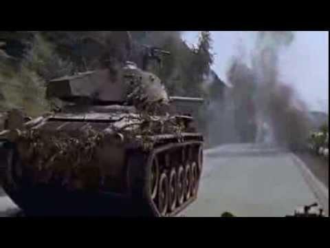 "The Bridge at Remagen (1969) ""starting scene"""