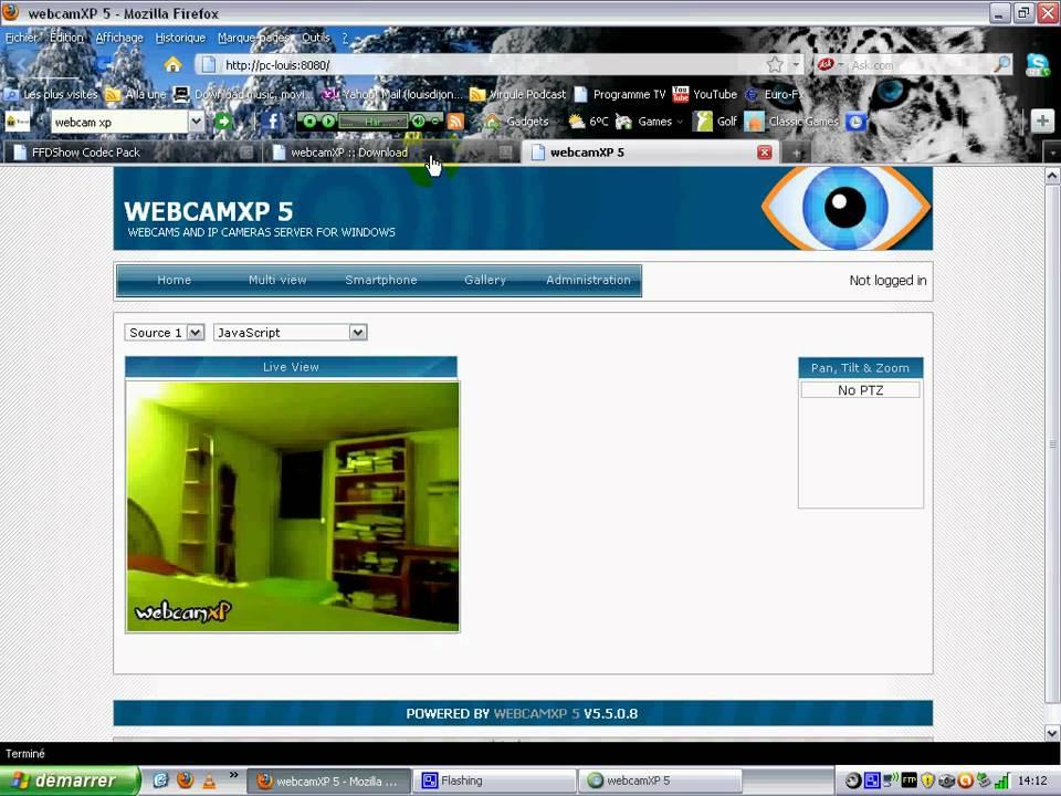 Télécharger Caméra Surveillance (gratuit)