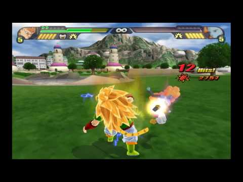 Tyshawn Currence Match Request: Goku (SSJ3) vs Zangya