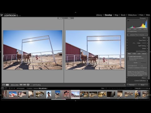 Adobe Light-room Photo Editor & Photo Effects Official App Review