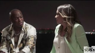 "Angie Martinez Interviews Birdman  ""EXCLUSIVE"" Pt. 1 of 2"