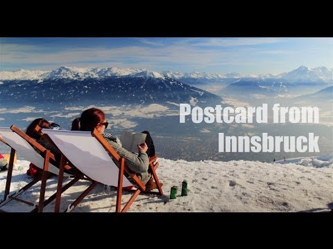 4k: Postcard from Innsbruck