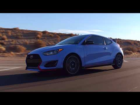 2019 Hyundai Veloster N 275HP On The Road