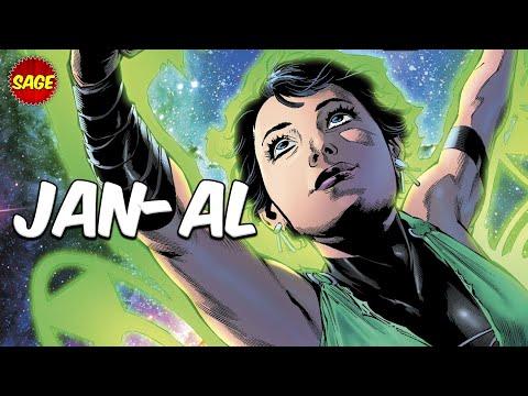 Who is DC Comics Jan-Al? First Kryptonian Lantern
