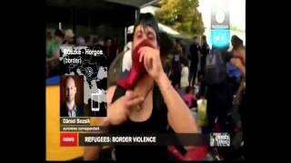 KLJUKCI  -  A Kanalizacija in POP Sekret  - prirejanje novic - begunci