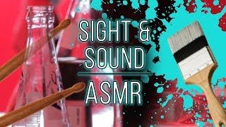 Making Music with Sights & Sounds?! - ASMR Music Edition