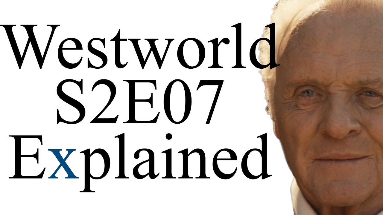 Download Westworld S2E07 Explained