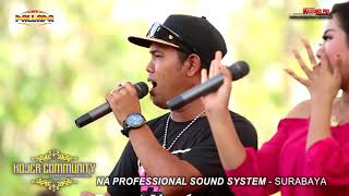 Gambar cover Brodin Ft Ayu NEW PALLAPA - Kandas