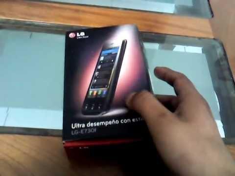 Review de LG Optimus Sol en Español