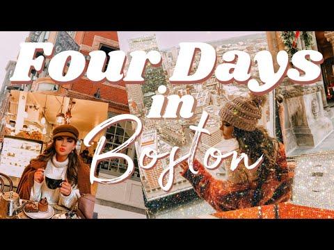 Four Days In Boston