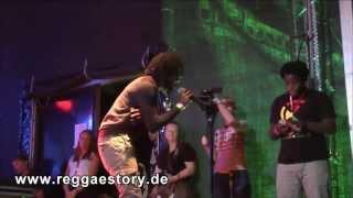 Chronixx - 2/4 - Access Granted - Reggae Jam 2013