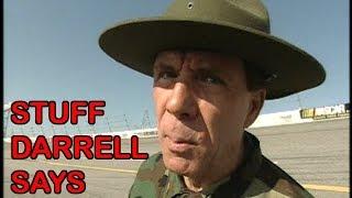 Stuff Darrell Says. Funny clips of Darrell Waltrip, Happy Retirement DW!