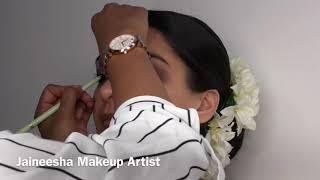 Gambar cover Sonam Kapoor Bridal Makeup - Prem Ratan Dhan Payo Inspired - Smokey Eye and Dark Lip - Bridal Makeup