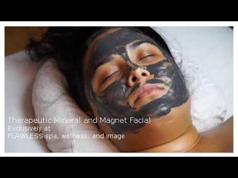 Therapeutic Mineral & Magnet Facial