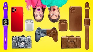 CHOCOLATE GAMEPAD VS REAL! || Food Challenges For A Sweet Tooth by 123 Go! GOLD