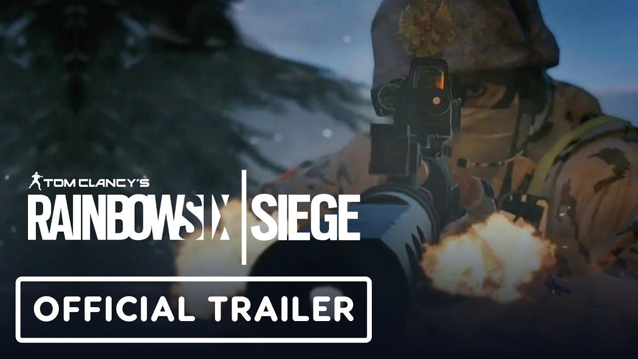 Offizieller Trailer zu Rainbow Six Siege Operation Phantom Sight - E3 2019 + video