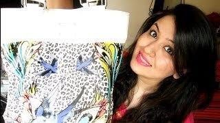 Tag: Whats In My Bag? - Indian BeautyVlogging Thumbnail