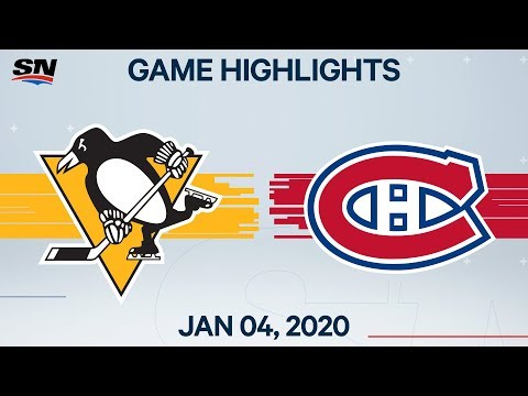 nhl-highlights-|-penguins-vs-canadiens---jan.-04,-2020