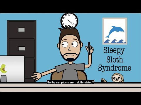 Animated Adventures: Sleep Study