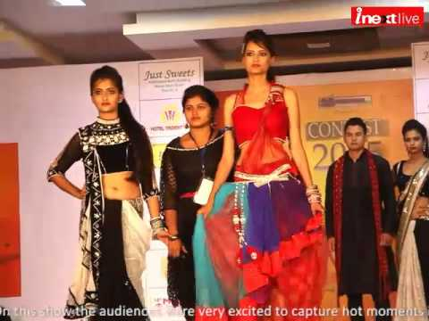 Fashion designer dresses modeling auditions