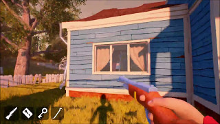 Hello Neighbor Alpha 2 Speedrun in 2min