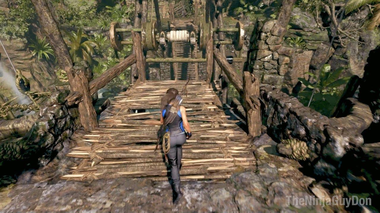 How to get on the bridge